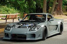 Mazda RX-7 a legend