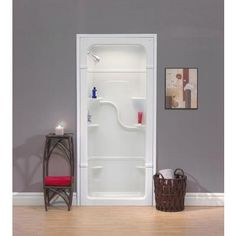 Shower Stalls With Seat Home Depot