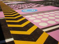 Addition of Color & Pattern   NIPPaysage   Landscape Architecture Works   Landezine