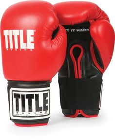 Title Eternal Youth Sparring Gloves new training kids size everlast red pair bag #TITLE