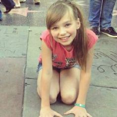 Connie Talbot singer from England