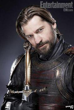Nicolaj Coster-Waldau AKA Jaimie Lannister is really starting to grow on me.