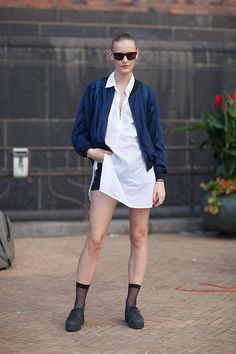 Get the latest fashion week coverage, shopping guides, and fashion trends from the editors at Harper's Bazaar. Fashion Wear, Fashion Models, Spring Fashion, Fashion Trends, Womens Fashion, Copenhagen Street Style, Copenhagen Fashion Week, Spring Street Style, Street Chic