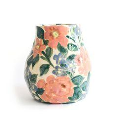 W Fine Porcelain China Diane Japan Ceramic Clay, Ceramic Painting, Ceramic Vase, Ceramic Pottery, Porcelain Jewelry, Porcelain Vase, Fine Porcelain, Keramik Design, Pottery Painting Designs