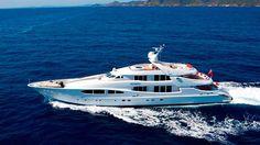 47.65 metre motor yacht Big Mak