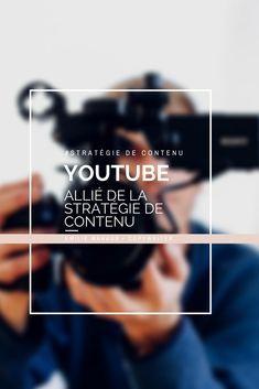 Youtube, allié de ma stratégie de contenu - Emilie Mahaux Le Web, Community Manager, Copywriting, Digital Marketing, Coaching, Management, Social Media, Business, Tips
