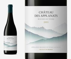 Barcelona-based Dorian recently pub­lished a few new wine pack­ag­ing projects—take a look.