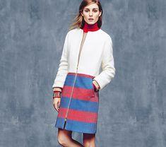Max & Co Autunno 2015: Olivia Palermo e cappotti belli   Vita su Marte
