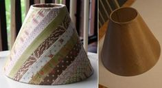 renewing a lamp!---renovando una lampara!