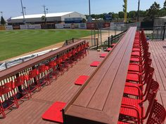 Check out the F-M RedHawks' Armadillo Party Pavilion Deck Seating, Armadillo, Pavilion, Basketball Court, Check, Party, Life, Ideas, Gazebo