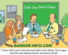 Banking cartoons!
