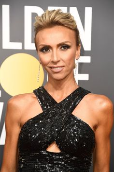 Giuliana Rancic Photos - TV personality Giuliana Rancic attends The 75th Annual Golden Globe Awards at The Beverly Hilton Hotel on January 7, 2018 in Beverly Hills, California. - 75th Annual Golden Globe Awards - Arrivals