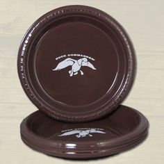 Duck Commander Store - NOV - BROWN PLATE