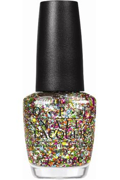 I was not able to find the Lippmann polish similar to this, but this one should be easy enough to find. I admit it: I squealed when I saw this. (OPI Muppet Collection, out in November)