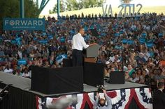 President Obama in Virginia Beach