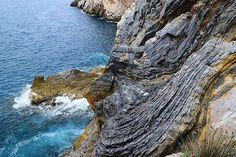 'My highight in Porto Venere – discovering the twisted rock and crashing sea that somehow, in 1822, inspired Lord Byron of the Mad, Bad and Dangerous to Know Ilk to swim across the Gulf of La Spezia to visit Shelley in San Torenzo. This mere 7.5 kilometers, from just below San Pietro to the town Lerici, is still swum today as a challenge for some people. Shelley died later that year when his boat was overturned in a storm, sailing back to Lerici in a ship named Don Juan, named so in…