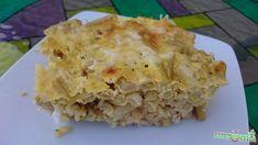 Rakott zöldbab Apple Pie, Lasagna, Lunch, Healthy Recipes, Ethnic Recipes, Food, Bulgur, Lunches, Healthy Eating Recipes