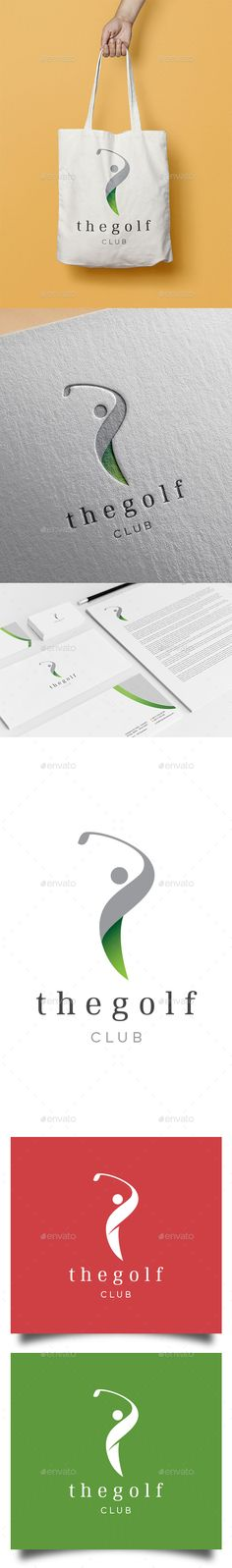 Golf Club — JPG Image #golf association #elegant • Available here → https://graphicriver.net/item/golf-club/16766362?ref=pxcr