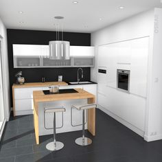 1000 images about cuisine on pinterest cuisine plan de for Cuisine amenagee sans electromenager