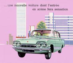 1961-69 Ford Consul 315