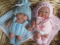 Newborn Starter Sets Berenguer Baby Doll