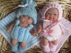 Newborn Starter Sets Berenguer Baby Doll