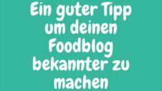 Ein guter #Tipp für #food #blogger! Werde #Inhalt meines #blogs! www.wassollichheutekochen.at #ernährung #essen #kochen #haushalt #lebensmittel #lebensmittelerzeugung #foodblog #landwirtschaft #bauern #nudeln #fleisch #bauer #bäuerin #backen #grillen #dünsten #website #homepage #instagram #twitter Twitter, Instagram, Manualidades, Farmers, Agriculture, Noodles, Interesting Facts, Crickets, Meat