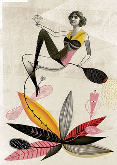 Agata Dudek, Fashion, Illustration, Photographs, Inspiration, Final Major, Project,  Student, Graphics