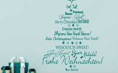 """""""Merry Christmas"""" in different languages: Say it differently! - Hair Beauty - Food and Drink - Christmas - DIY and Crafts - Home Decor Merry Christmas, How To Make Christmas Tree, Christmas Makes, Christmas Greetings, Birthday Card Pop Up, Unique Birthday Cards, Wedding Napkin Folding, Wedding Napkins, Homemade Gifts"""