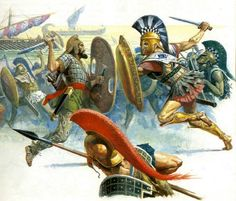 The Battle of Marathon 490 BC: The day of Marathon is the critical epoch in the history of the two nations. It broke forever the spell of Persian invincibility, which had previously paralyzed men's minds. It helped the Greeks to get the spirit which beat back Xerxes. It secured for mankind the intellectual treasures of Athens, the growth of free institutions, the liberal enlightenment of the Western world, and the gradual ascendency for many ages of the great principles of European…