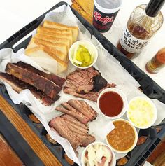 Rudy's BBQ in Austin | 19 Of The Best BBQ Places In Texas That'll Make Your Mouth Water