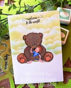 Blankina creations: Welcome to the world...