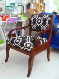 fotele po renowacji inspiracja