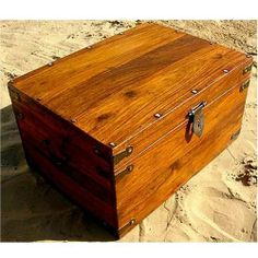 Wood Pellet Storage Box, Large Boot Chest, Unfinished Pine Storage Trunk |  Wood Pellets, Storage Trunk And Storage Boxes