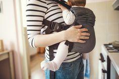 Kleine #Traglinge - #Babytrage oder #Tragetuch? Was ist das richtige für wen?