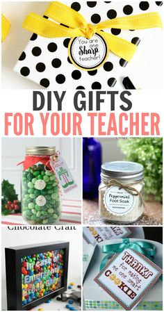 DIY Gifts for Your T