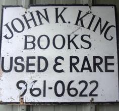John K. King Used & Rare Books in the Corktown neighborhood of Detroit, MI Detroit Art, Detroit History, Detroit Michigan, Bookstores, Libraries, We Built This City, King Book, Book Lovers, The Neighbourhood