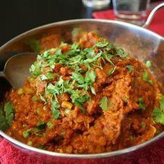 Masoor dhal curry @ allrecipes.nl