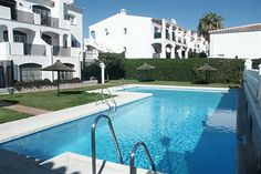 Two bedroom apartment in Nerja - http://www.silversurfers.com/travel/holiday-homes/two-bedroom-apartment-nerja/