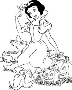 Snow White Color Pages to Print Activity Shelter Coloring