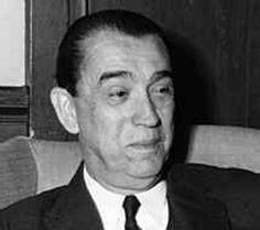 FAMOUS GYPSIES - Juscelino Kubitschek, president of Brazil