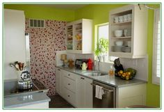 Cool info on Green Modern Country Kitchen Expert