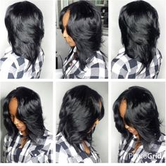 Who doesn't love layer click the link in my bio #atlantahairstylist #hairartbydominique
