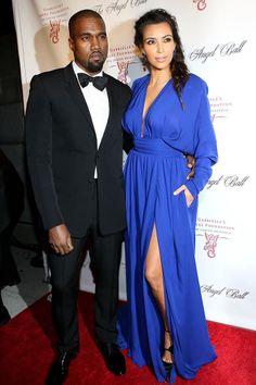 #KimKardashian and #KanyeWest