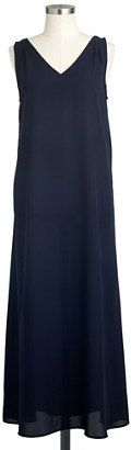 84% off J. Crew Crepe Maxi Dress - $21 (extra 30% off with code GETWARM)