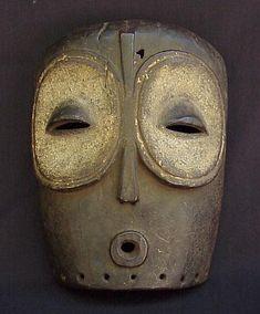 Zaire. Wagoma-Babiye Mask ●彡