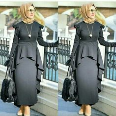 Iranian Women Fashion, Islamic Fashion, Muslim Fashion, Modern Hijab Fashion, Abaya Fashion, Asian Fashion, Muslim Dress, Hijab Dress, Hijabi Gowns
