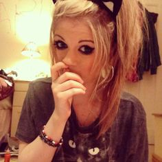 Marina joyce blonde