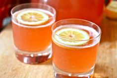H is for: Hop, Skip and Go {Naked}. lemonade concentrate , vodka, and light beer