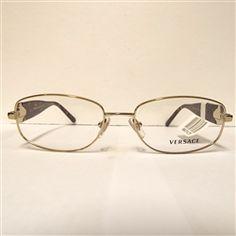 versace optical eyeglass frames style no ve 1149